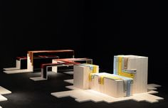 "Courtesy of: www.maartendeceulaer.com ""Trasfromation"" for Fendi, Design Miami 2012 by Maarten De Ceulaer"