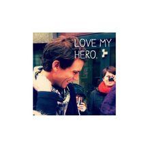 Love my hero. Edit by nocrop