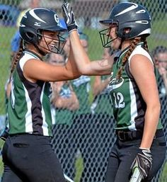 Christopher Dock softball wins PIAA Class AA first round game.