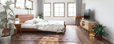 Set Kasur Wes with Cloud Mattress, Tempat Tidur Kamar Tidur Terbaru | Fabelio ® Cloud Pillow, King Bedding Sets, Bed Sets, The Good Place, Clouds, Queen, Pillows, Furniture, Modern