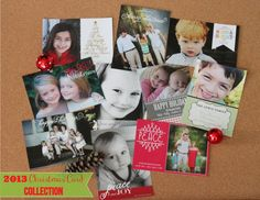 {New to the Shop} 2013 Christmas Card Collection