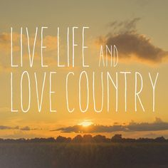 14 Things We Love About Country Living #countryoutfitter
