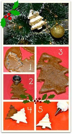 GALLETAS PARA ARBOL DE NAVIDAD   GALLETAS PARA ARBOL DE NAVIDAD : #galletas #navidad #cookies  #fondant