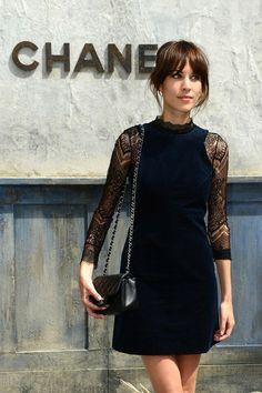 that dress. <3 #chanel