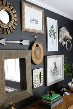 home office artwork. Home+Office+Gallery+Wall Home Office Artwork D