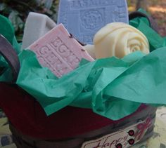#Natural Gift from Handcrafted Soap