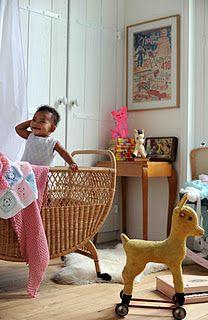 Envie de Fraise ♡ #Kids #Maternity #Bedroom