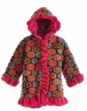 Corky Coats Anne Marie in berry