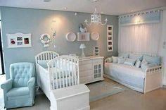 Shared boy nursery