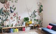 Voyage Mural - Inside Closet