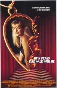 Twin Peaks: Fire Walk with Me - 11 x 17 Movie Poster - Style A - Museum Wrapped Canvas