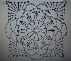 motivos cuadrados para manteles o servilletas