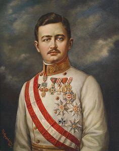 Theodor Mayerhofer Kaiser Karl I von österreich 1917.jpg