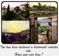 Tui, Camino Portugues (Portuguese Way), Section 5/5: From Tui to Santiago de Compostela - Follow The Camino