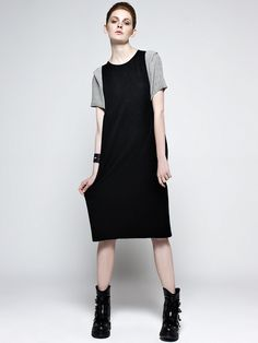 The Leger Dress/Cardigan
