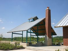 Steel Frame Gable Shelter Manufacturer | RCP Shelters Wood Laminate, Fabric Shades, Engineered Wood, Shelters, Steel Frame, Outdoor Decor, Home Decor, Interior Design, Home Interior Design