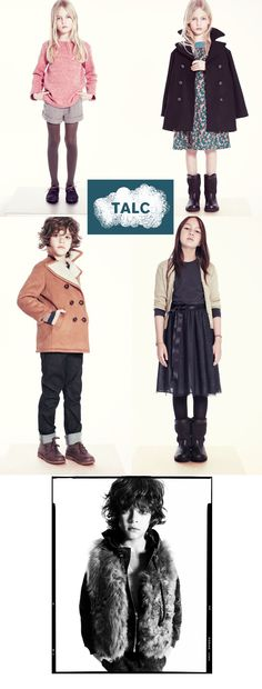 Talc French childrens clothing Autumn / Winter 2012……………. | French Blossom Blog