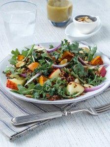 Maple Quinoa Salad