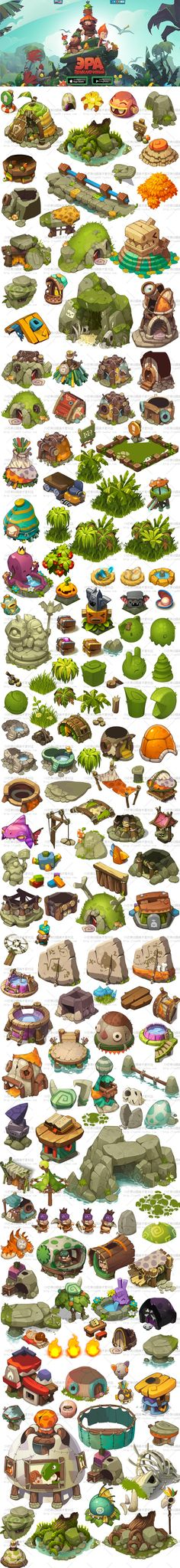 Game art UI environment concept art t Game Design, Prop Design, Web Design, Game Environment, Environment Concept, Environment Design, Art Isométrique, Pixel Art, Paint Photoshop