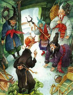 картинки иллюстратора Ольга Ионайтис-11