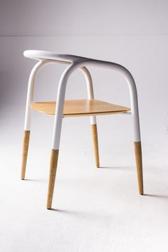 Bianca Chair by Edgar Melero Garcia