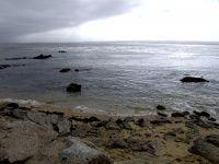 Monterey Beach After A Storm