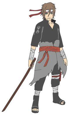 Naruto OC - Jinpachi after 4 years. by SupremeDark