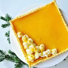 Lemon Curd Tarte zu Weihnachten - Lemon Curd Trilogie - FoodieVersum - Ein Häppchen Liebe