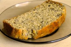 . low-fat banana bread . - . running with spoons .
