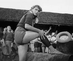 riso amaro · 1949 · giuseppe de santis · silvana mangano