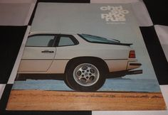 CHRISTOPHORUS PORSCHE MAGAZINE NO 199 APRIL 1986 PORSCHE 924 S 944 TURBO CUP CAR Porsche 924, Patron Saints, Old Things, Magazine, Friends, World, Car, Amigos, Automobile