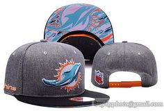 Cheap Wholesale NFL Miami Dolphins Embroidery Heather Gray Snapback Hats  Brim Lava Logo for slae at US 8.90  snapbackhats  snapbacks  hiphop   popular ... f6f954603