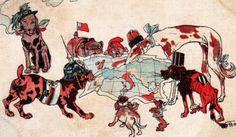 L'ira degli Imperi Centrali sui Bersaglieri