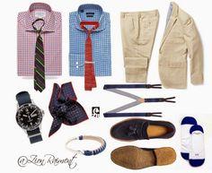 1-Summer Suit: 2 Ways | Zion Raiment