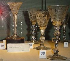 antique drinking glasses - Google zoeken
