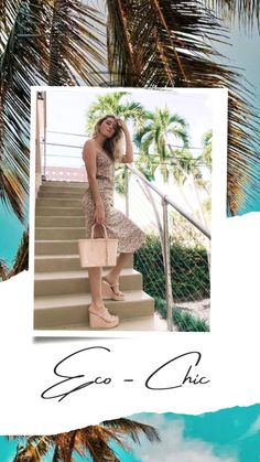 Thiese studded, eco-chic jelly handbag and wedges arthe perfect accessory this summer. Take them to the beach or on a date night around the city. It's the perfect summer must haves! Beach Vacation Outfits, Cruise Outfits, Vacation Style, Vacation Dresses, Summer Chic, Summer Wear, Summer Shoes, Cute Summer Outfits, Cool Outfits