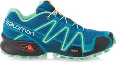 Yes, I'm pinning twice because I LOVE my trail running shoes.