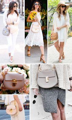 Looks com a it bag do momento: Chloé Drew Bag