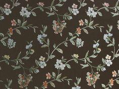 Polsterstoff Siam, 280 cm, braun, SIAM-82,  bei stoffe-hemmers.de, Sehr hochwertiger Polster- und Dekostoff, mit schönem Jacquard-Blumenmotiv,