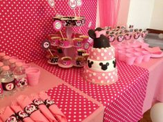 Minnie Mouse Bırthday party