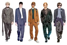 A Guide to the Fall 2016 Men's Trends