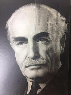 """Fantastic Vintage Photograph Self Portrait Signed David Lorente Sr 7x9"""""""