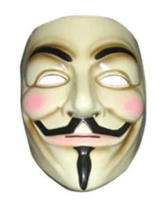 V for Vendetta Masks Worn by Occupy Wall Street Protestors