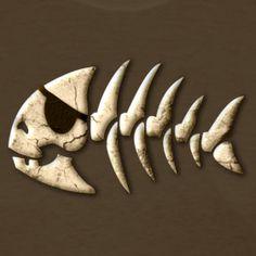 Bone Pirate fish | Mea Poulpa