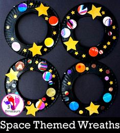 Learn about the planets, galaxies and more with these awesome Outer Space Crafts for Kids! Perfect for Show and Tell or summer STEAM projects! for kids 20 Outstanding Outer Space Crafts for Kids to Make and Learn Outer Space Crafts For Kids, Kids Crafts, Space Activities For Kids, Space Preschool, Daycare Crafts, Crafts For Kids To Make, Toddler Crafts, Art For Kids, Space Kids