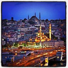 İstanbul en Türkiye