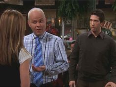 "G is for Gunther | The ABCs Of ""Friends"""