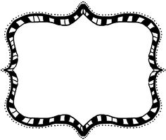 Hollis Hemmings is Two Peas Learning: Free Digital Frames... Hand drawn by Gretchen