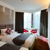 Hong Kong | Cheap Hotel Accommodation | Search and compare hotels with Skyscanner Cheap Hotels, Hong Kong, Curtains, Search, Bed, Furniture, Home Decor, Blinds