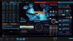 FUI CHARLIE - Screen Graphics / Film User Interface from Nawaz Alamgir